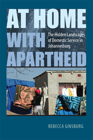 cover of Living with Apartheid
