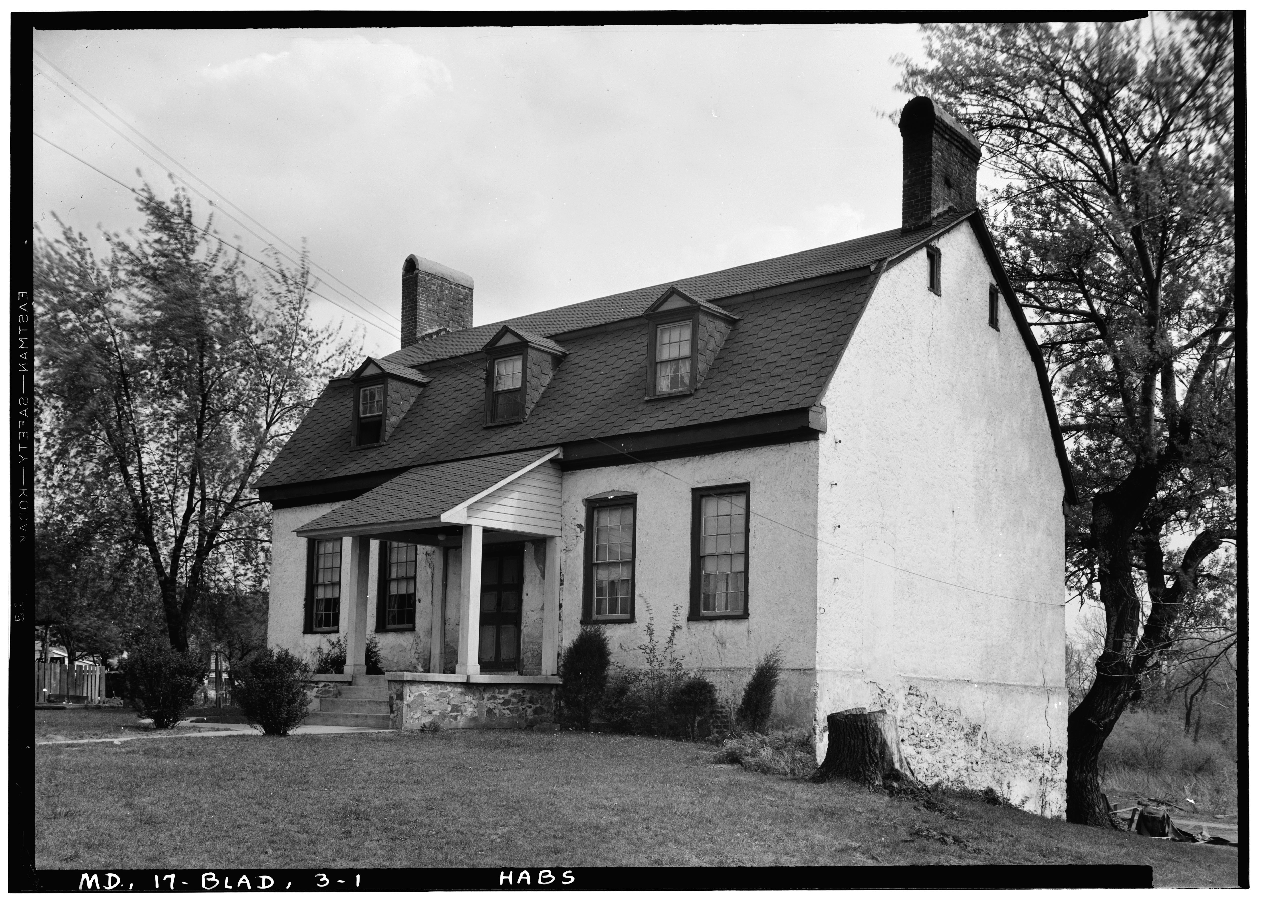 Halleary-Magruder House