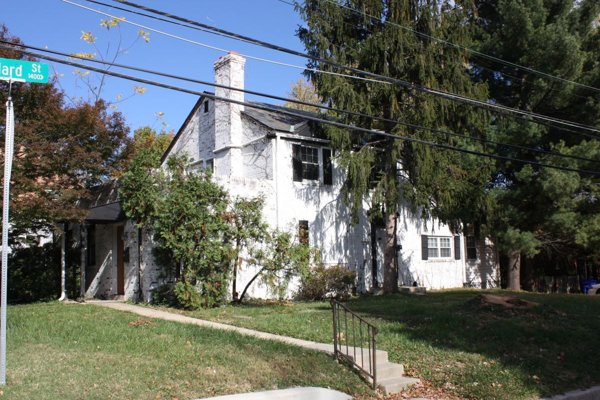 Since 1968, this home in Silver Spring has been used as a Mikveh (ritual bath).